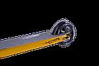Красивый трюковый самокат Longway Metro GEM-line yellow, фото 5