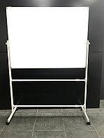 Доска магнитно-маркерная мобильная 90*120 см