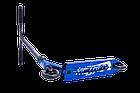 Original 100% трюковый самокат Longway Metro GEM-line blue, фото 4