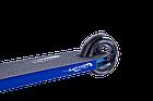 Original 100% трюковый самокат Longway Metro GEM-line blue, фото 6