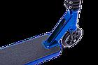 Original 100% трюковый самокат Longway Metro GEM-line blue, фото 7