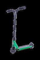100% оригинальный трюковый самокат Longway Metro GEM-line green. Рассрочка. Kaspi RED