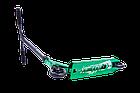 100% оригинальный трюковый самокат Longway Metro GEM-line green, фото 3