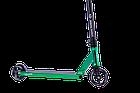 100% оригинальный трюковый самокат Longway Metro GEM-line green, фото 2