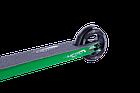 100% оригинальный трюковый самокат Longway Metro GEM-line green, фото 5