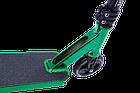 100% оригинальный трюковый самокат Longway Metro GEM-line green, фото 6