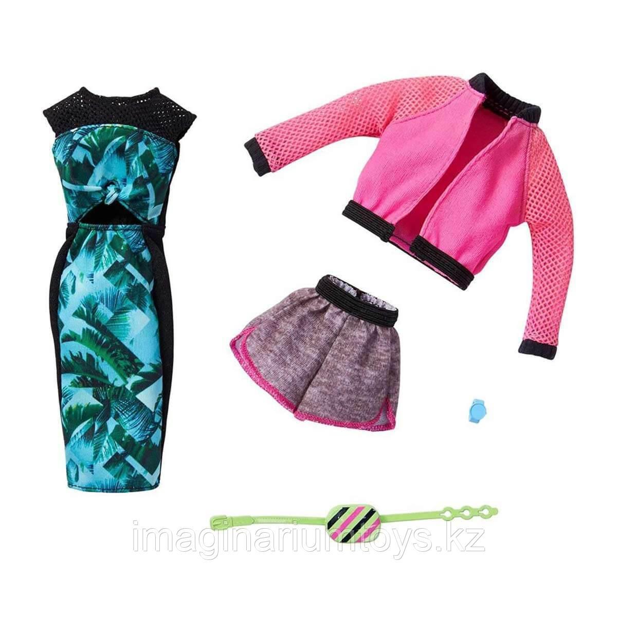 Одежда и аксессуары для кукол Барби новинка 2020 FYW83