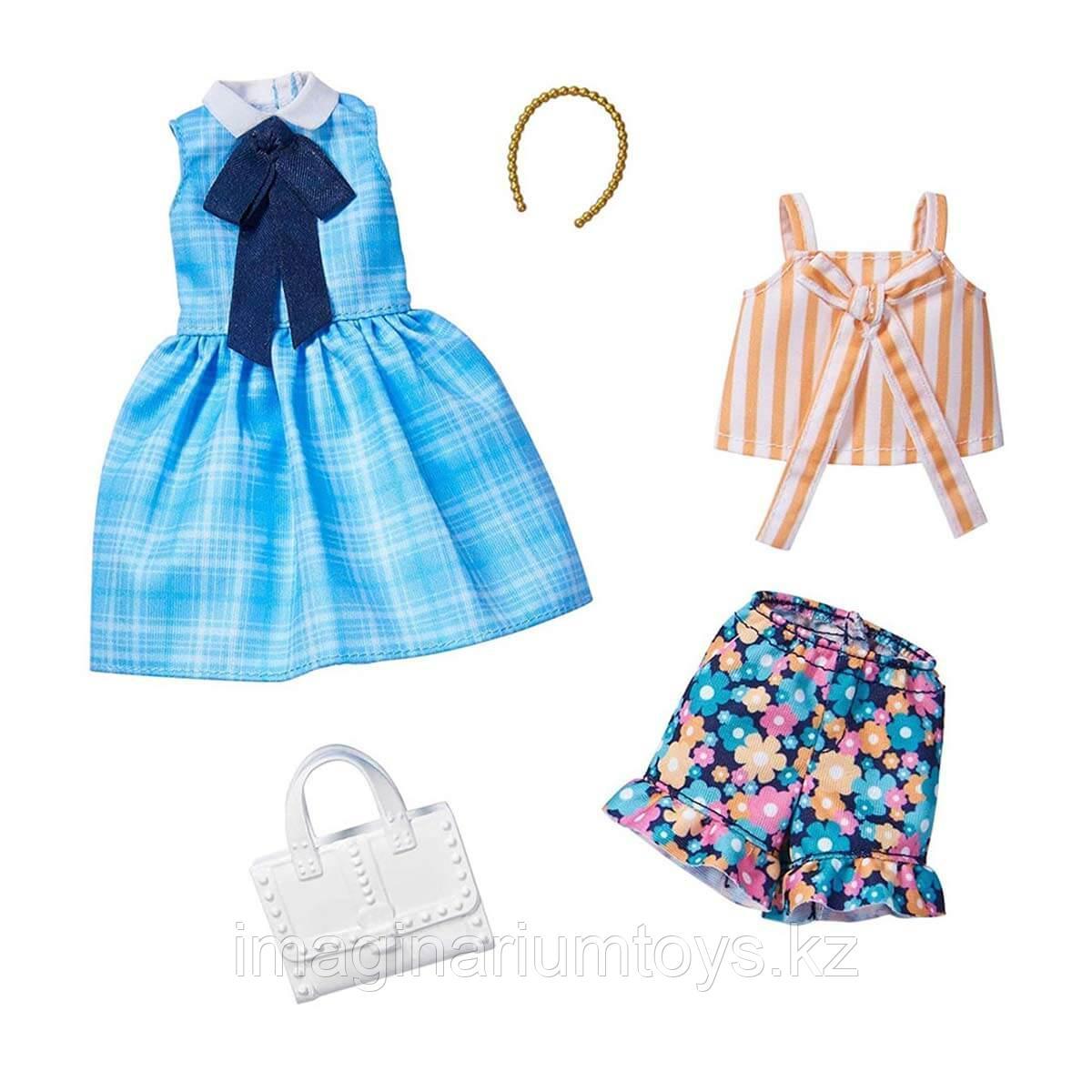 Барби комплект одежды для куклы новинка 2020 FYW85