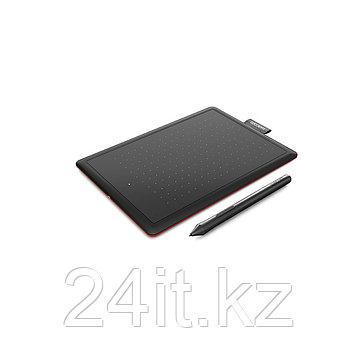 Графический планшет Wacom One Small (CTL-472-N) Черный