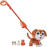 Игрушка большой питомец какающая собачка на поводке Hasbro FurReal Poopalots, фото 1