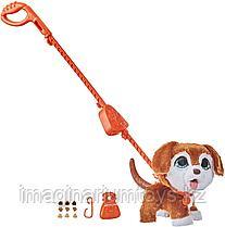 Игрушка большой питомец какающая собачка на поводке Hasbro FurReal Poopalots