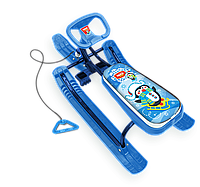 Снегокат Ника Тимка спорт 2 ТС2/ПГ с пингвином