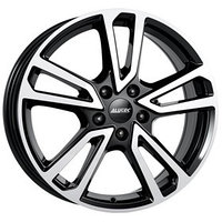 Диск литой Alutec Tormenta 7x17 5x108 ET50 d63.4 Diamond Black Front Polished