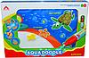 Немного помят!!!! 86009 Аква коврик рисование водой Aqua Doodle 35*50
