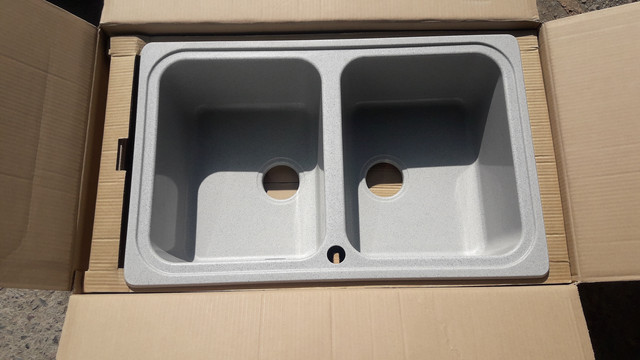 Кухонная мойка GranFest Standart GF-S780K серый