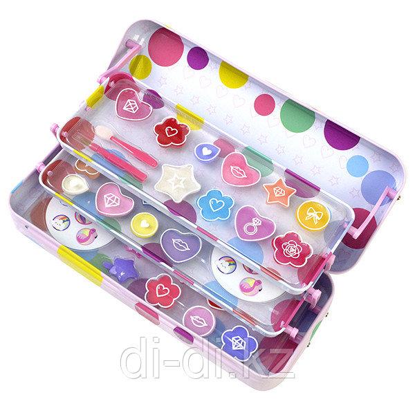 POP Игровой набор детской декоративной косметики в пенале больш.