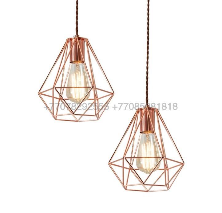 Подвесной светильник современный Лофт