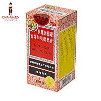 Имбирный сироп от кашля - (nin jiom pei pa koa),выведение мокроты, расширение бронхов, воспаление слизистой