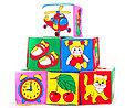 Кубики детские предметы, фото 5