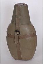 Фляжка туристическая (армейская) со стаканчиком