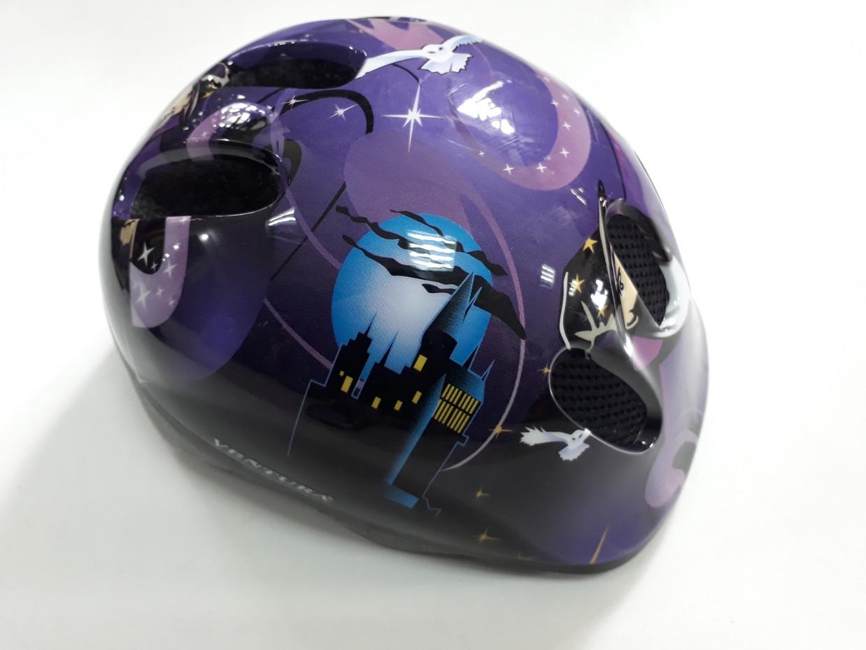 Детский велосипедный шлем Бренд Ventura. Немецкое качество. Размер 52-57 S