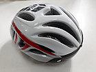 Велосипедный аэродинамичный шлем с очками, фото 2