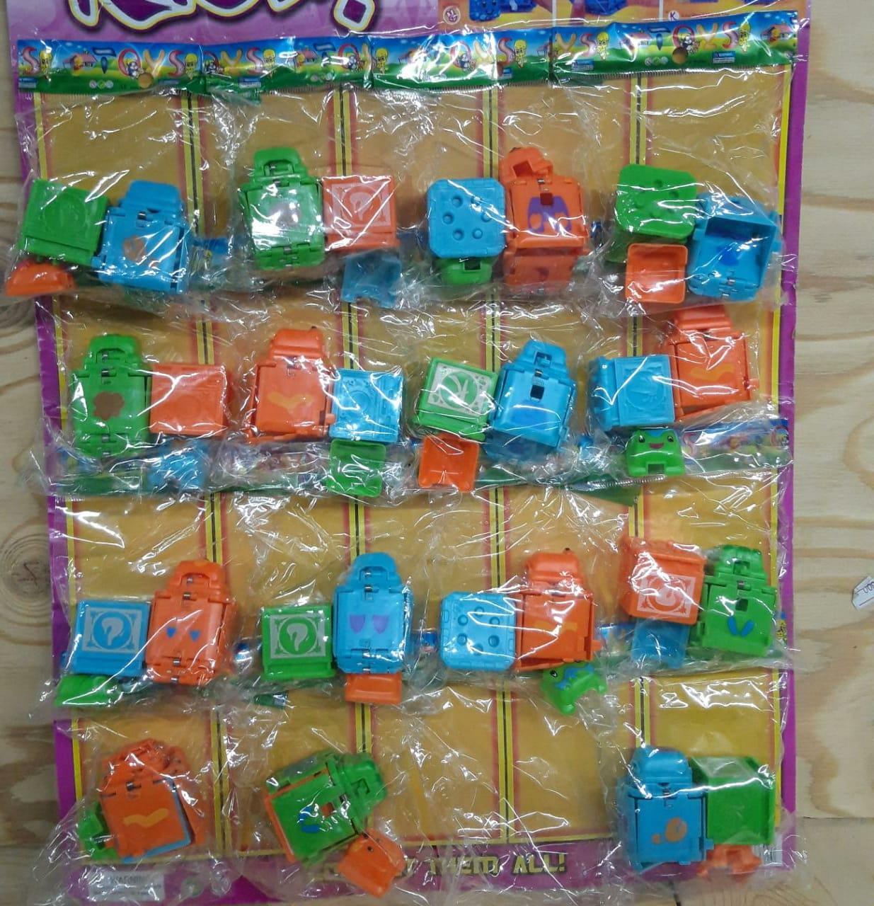 Куроба набор для игры  (цена за упаковку 15 шт )