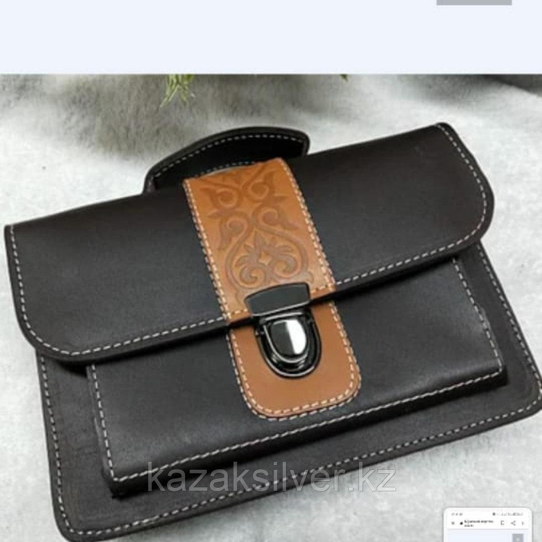 Мужской портфель барсетка