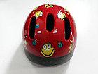Детский велосипедный шлем Бренд Ventura. Немецкое качество. Размер 52-57 S. Kspi RED. Рассрочка., фото 3