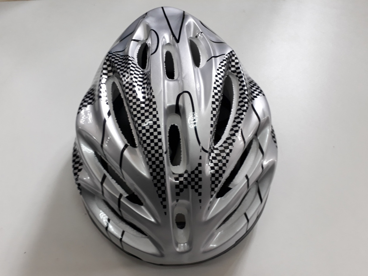 Велосипедный шлем для подростков и взрослых - фото 3