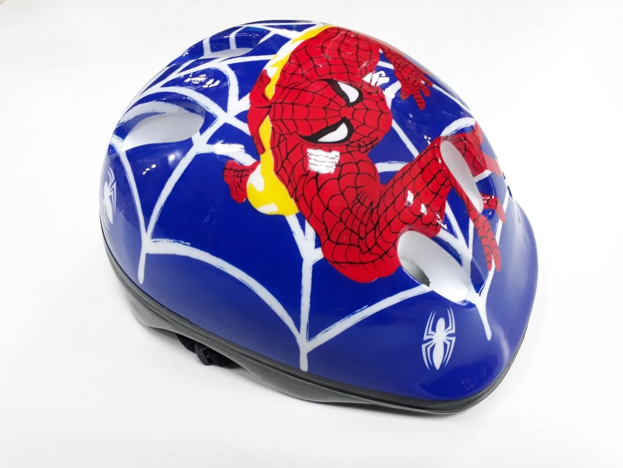 Детский велосипедный шлем.