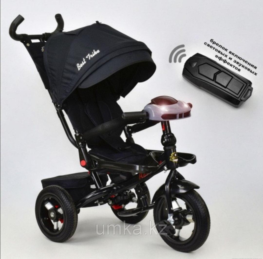 Детский трёхколёсный велосипед Best Trike 6088