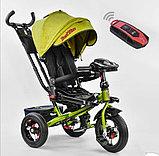Детский трёхколёсный велосипед Best Trike 6088, фото 2