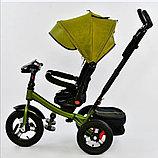 Детский трёхколёсный велосипед Best Trike 6088, фото 7