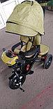 Детский трёхколёсный велосипед Best Trike 6088, фото 9