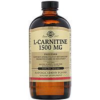 L-карнитин 1500 мг 473 мл с лимонным вкусом в жидкой форме