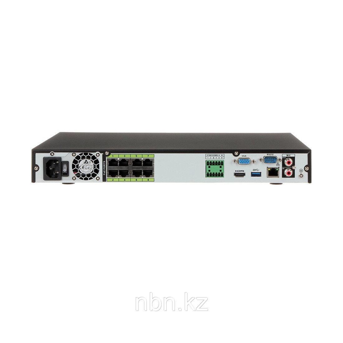 Сетевой видеорегистратор Dahua DHI-NVR5216-8P-I - фото 2