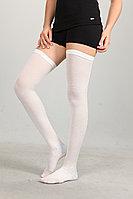 Чулки при варикозном расширении вен с открытым  носком , 2 класс, Support Line, фото 1