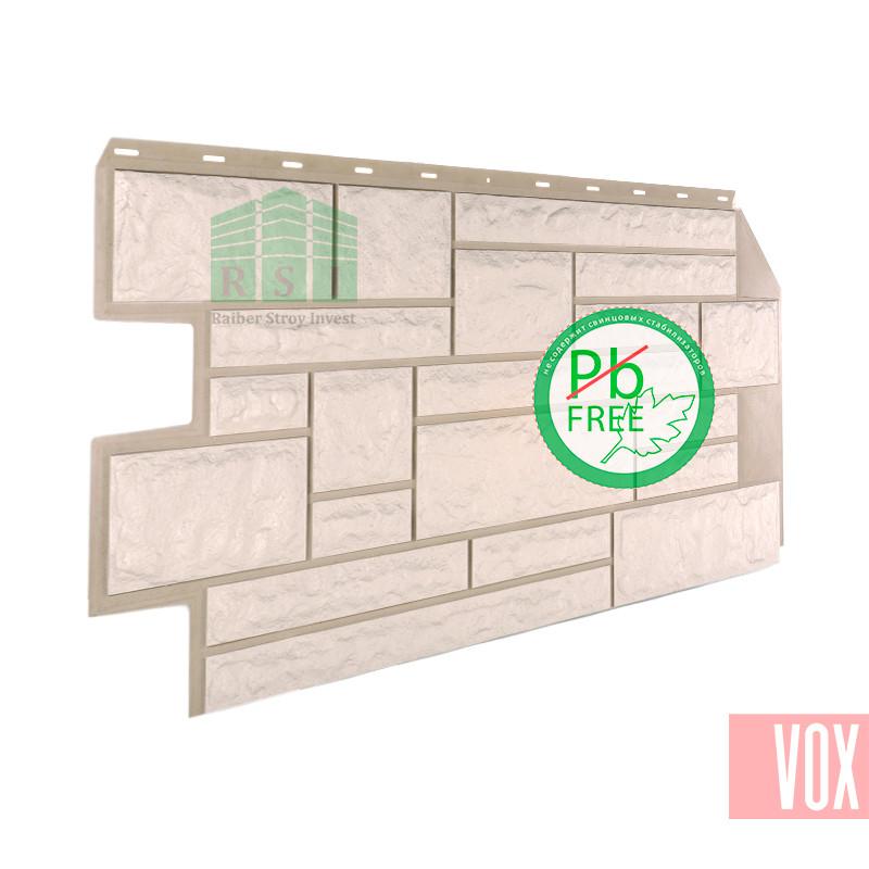 Фасадная панель VOX Solid Cube Saumur (белый)