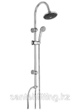 ZERIX LR2412 Душевая колонна (без смесителя) (10 шт/ящ)