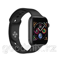 Смарт часы Smart Watch T5 Pro (черный) со сменным ремешком