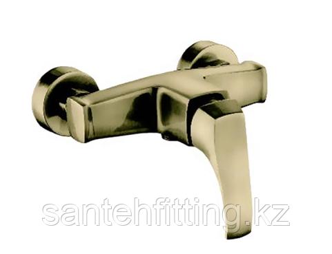 ZERIX LR2042C Смеситель для душ. кабины (цвет бронза) (10 шт/ящ)