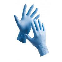 Перчатки нитриловые нестерильные неопудренные размер Л