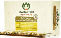 Дизомап, Dizomap улучшает пищеварение, 100 таб, Махариши Аюрведа; Maharishi Ayurveda