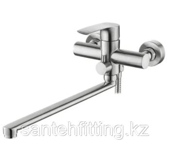 ZERIX LR82209 Смеситель для ванны с длинным изливом (10 шт/ящ)