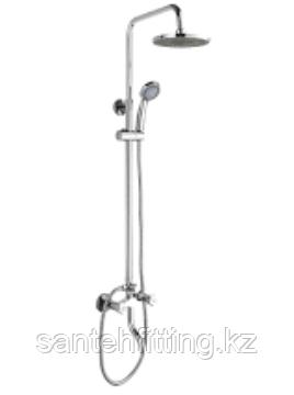 ZERIX LR82409 Душевая колонна со смесителем (5 шт/ящ)