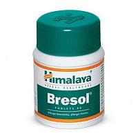 Бресол Bresol, для дыхательной системы 60 таб  Himalaya