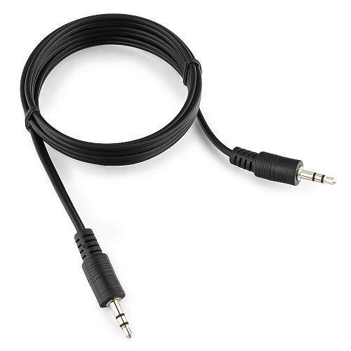 Кабель аудио Cablexpert CCA-404, джек3.5 / джек3.5, 1.2м