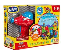 Игрушка развивающая Chicco конструктор Transformablox 3г+, фото 1