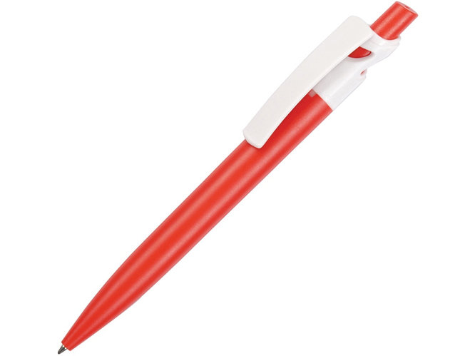 Шариковая ручка Maxx Solid, красный/белый
